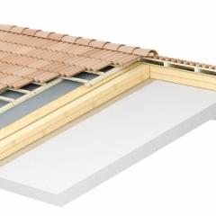 Isolamento e rifacimento tetto in muratura
