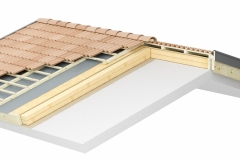 Isolamento e rifacimento tetto in cemento